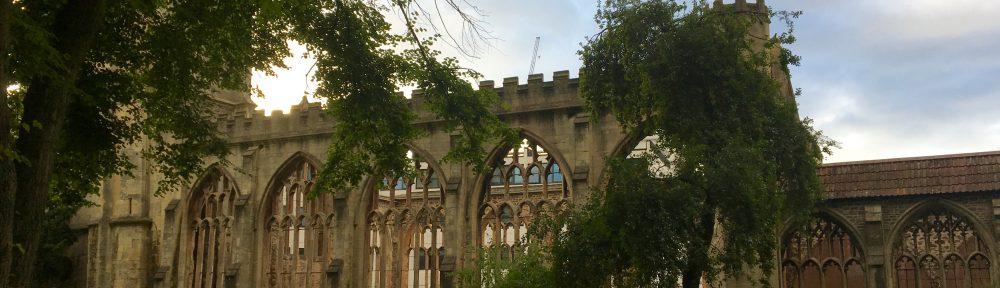 Bristol Temple church