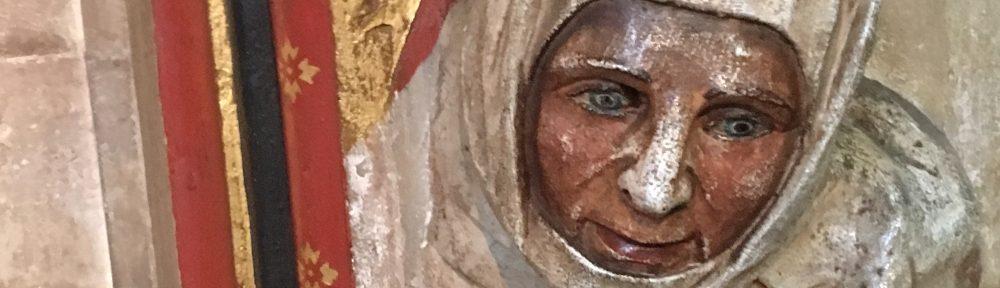 Detail of a head